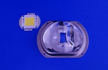 Module en verre de réverbère de la lentille LED avec la lentille et la LED, GV/ROHS